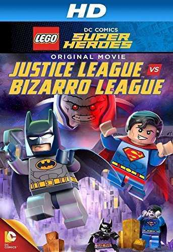 دانلود انیمیشن Lego DC Comics Super Heroes: Justice League vs. Bizarro League 2015 دوبله فارسی