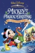 دانلود انیمیشن Mickey's Magical Christmas: Snowed in at the House of Mouse 2001 دوبله فارسی